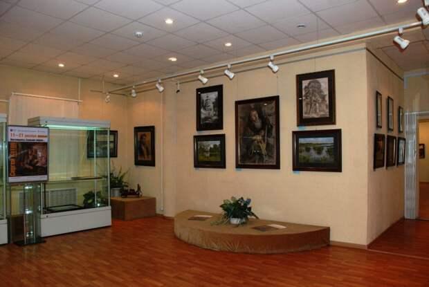 Галерея. Фото: выставочный зал «Тушино»