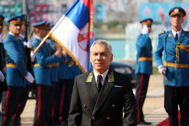 Посол РФ в Сербии отвесил публичную оплеуху представителю Госдепа