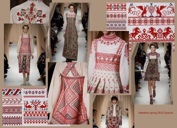 Россия в моде: славянский стиль как тенденция (трафик)