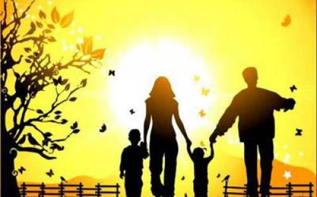 Хочу сформировать образ счастливой семьи!
