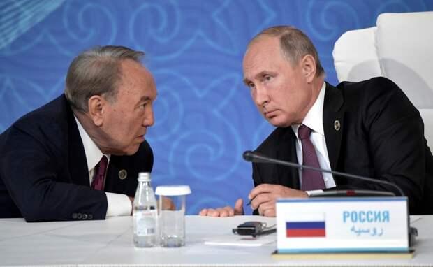 Путин должен сделать то же самое, что сделал Назарбаев. Мнение