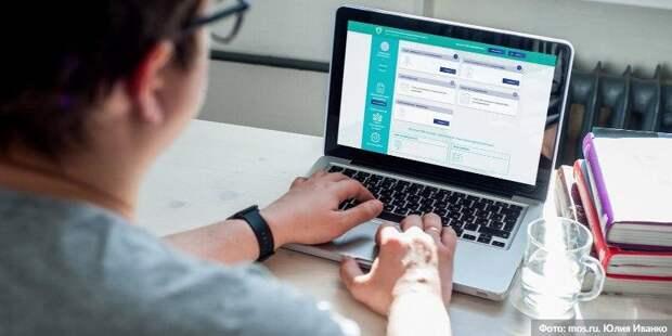 Пользователям электронных медкарт стала доступна информация о прививках. Фото: Ю. Иванко mos.ru