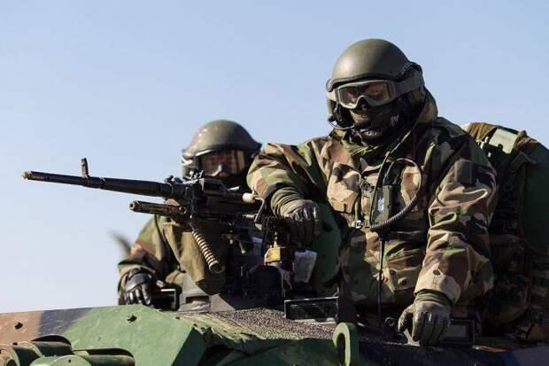 Современный Французский Иностранный легион