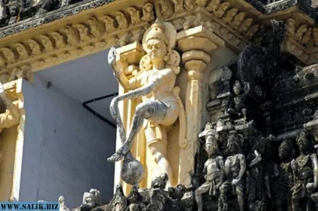 Тайна двери Индийского храма которую никто не может открыть