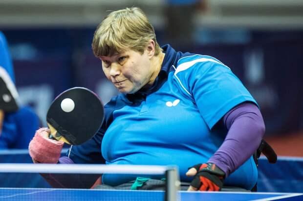 1/8 финала в теннисе и мировой рекорд на треке: итоги второго соревновательного дня для паралимпийцев из Удмуртии