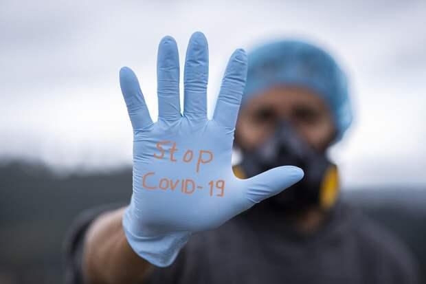 В России за сутки выявлено 9 299 новых случаев коронавируса