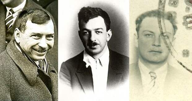 Михаил Томский, Виссарион Ломинадзе и  Вениамин Фурер были одними из немногих высокопоставленных партийных самоубийц