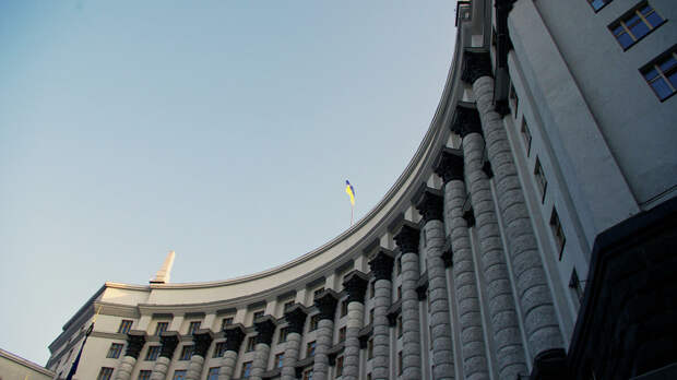 Здание Кабинета министров Украины в Киеве - РИА Новости, 1920, 13.09.2020