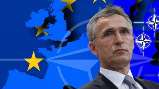 Генсек НАТО выразил озабоченность перспективой создания отдельной армии Евросоюза