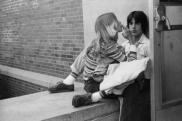 9 атмосферных фото о жизни американских подростков в 60-80-х годах