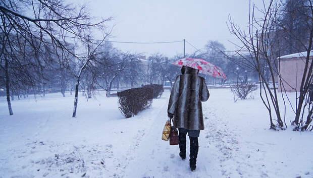 «Желтый» уровень погодной опасности продлили в Московском регионе до вечера 31 марта