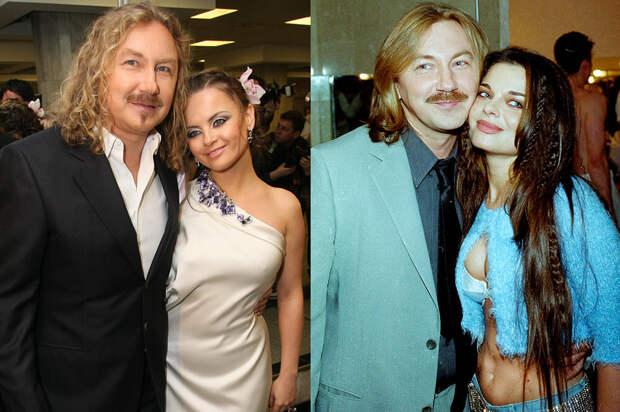 7 знаменитостей, которые встречаются с копиями своих бывших