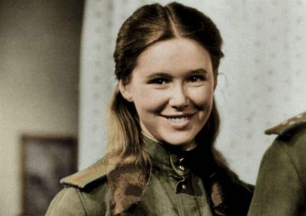 Евгения СИМОНОВА - принцесса советского кино