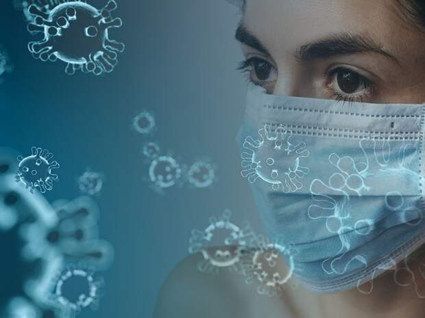 Индийский штамм коронавируса оказался вдвое заразнее уханьского