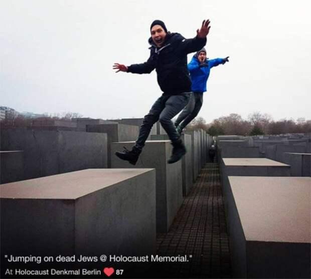 На лыжах по могилам узников Бухенвальда. Как немцы перестали стесняться преступлений своих предков