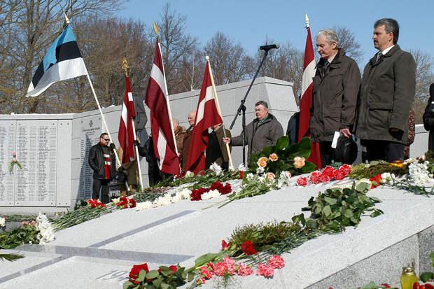 Военно-историческое обществоРФ почтит память жертв латышских легионеров