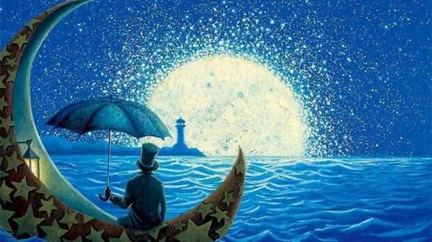 Как путешествовать к морю с помощью осознанных сновидений?