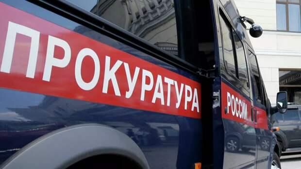 В Петербурге начата проверка из-за падения лепнины фасада на коляску