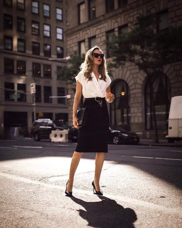 Обтягивающая юбка: 25 бесподобных идей для кокетливого и женственного образа