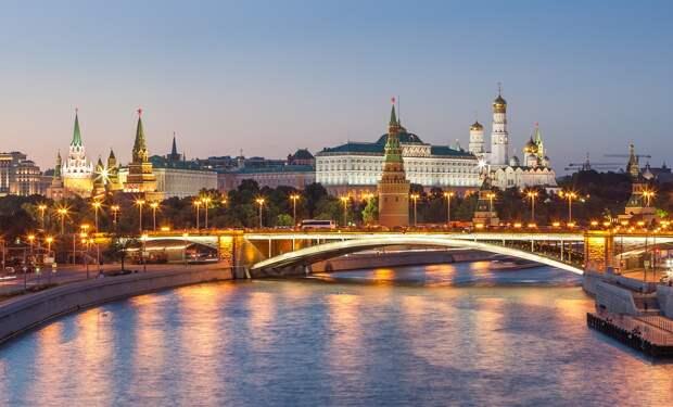 Москва. Фото из открытого источника