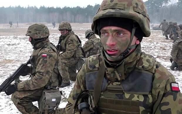 О чем говорят польские военные учения, в которых она «проиграла России» за 5 дней