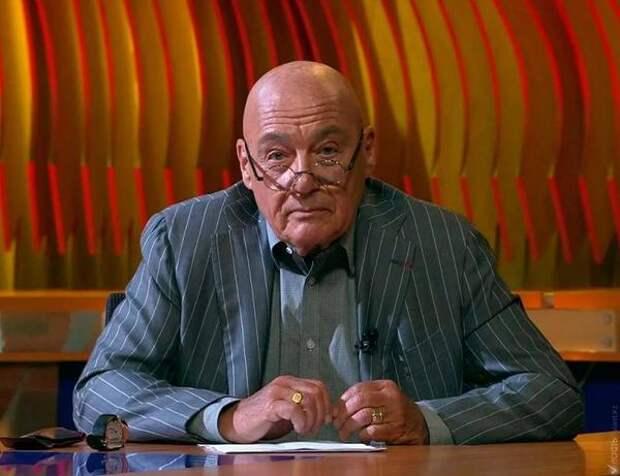 Познер рассказал, появится или нет скопинский маньяк в его телешоу