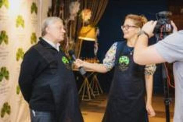 Леонид Гарбар станет членом жюри Премии «Золотой клевер-2019»