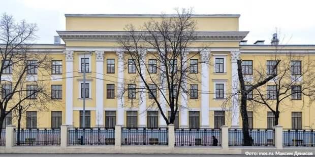 Собянин: Модернизация Боткинской больницы идёт по графику. Фото: М. Денисов mos.ru