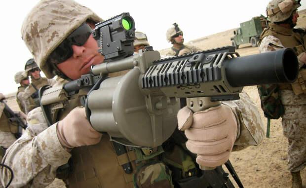 Частные армии воюющие за США