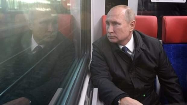 Политолог назвал главного конкурента Путина на посту президента