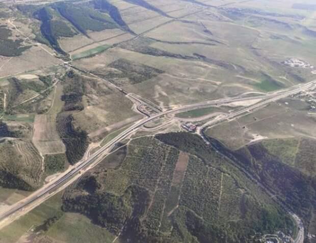 В Крыму 27 августа открывают трассу «Таврида»