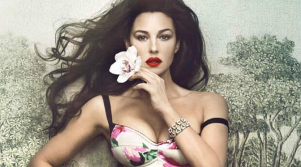 7 самых красивых итальянок в истории