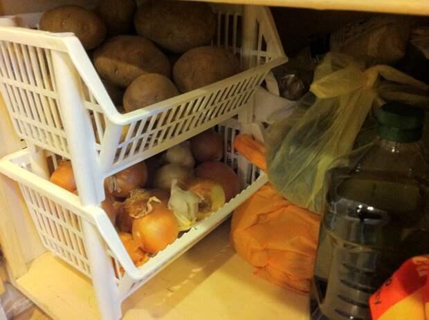 Никогда не кладите картошку в холодильник! Есть две причины