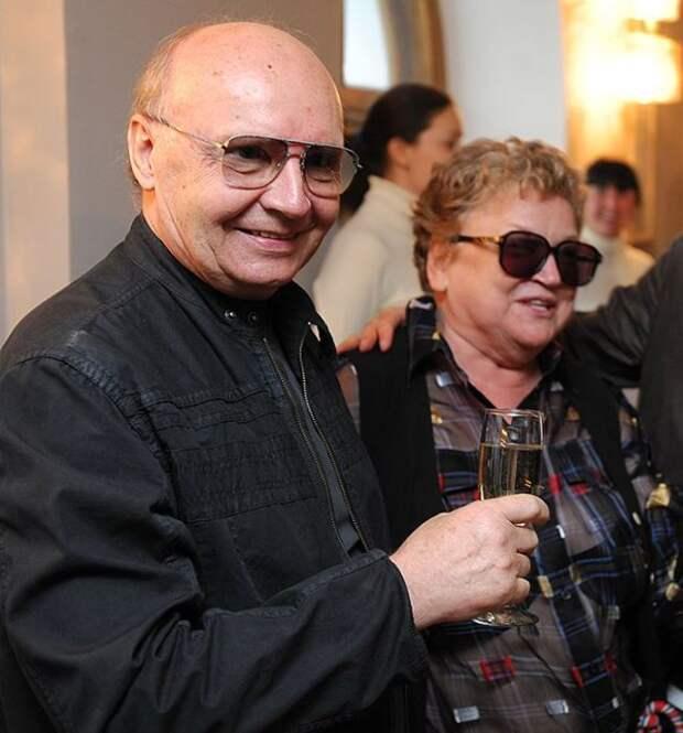Андрей Мягков и Анастасия Вознесенская. / Фото: www.mtdata.ru