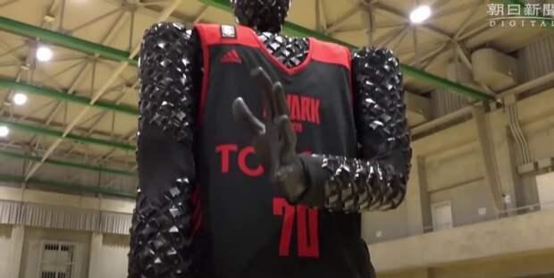 Робот, который обыграет в баскетбол любого