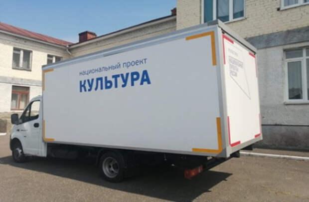 В Тамбовскую область прибыл новый автоклуб