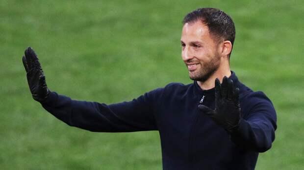 Тедеско посоветовал «Спартаку», кого назначить главным тренером после его ухода