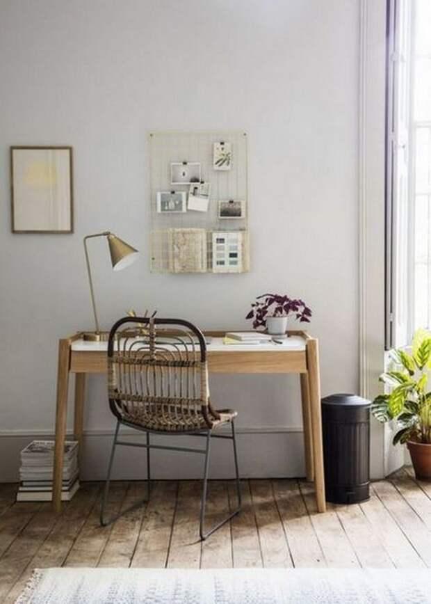 Хорошая идея для дома: «Шик и простота».