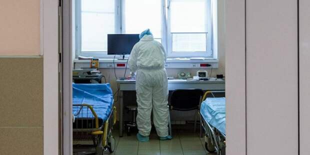 В Москве уровень смертности от COVID-19 составляет 1,4%. Фото: mos.ru