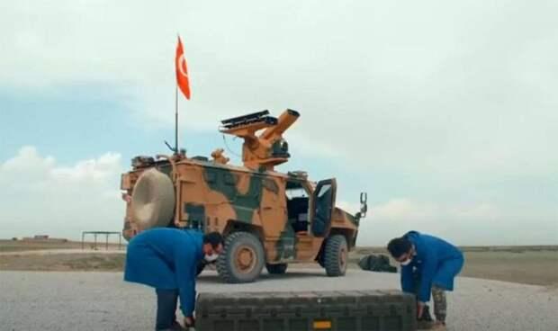 Исмаил Демир: в Турции создана уникальная система ПВО Sungur