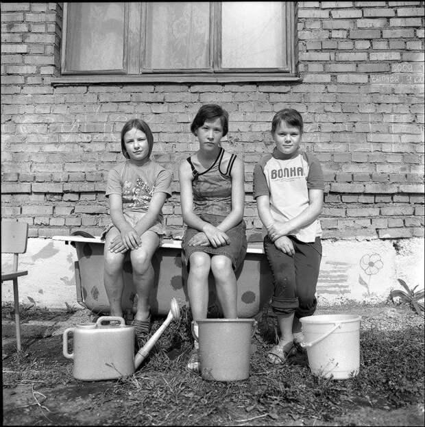 Негород в снимках красноярского фотографа Александра Кустова 25