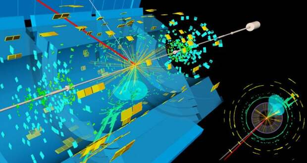 Физики наконец-то увидели, на что распадается бозон Хиггса