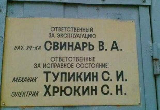 3 факта о том, откуда взялись обидные русские фамилии