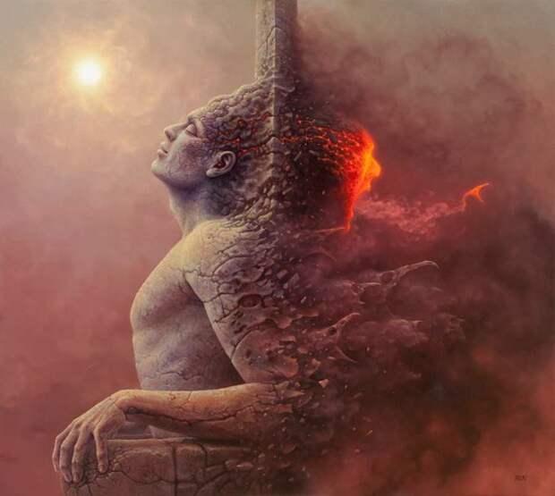 Завораживающие картины Томаша Алена Копера