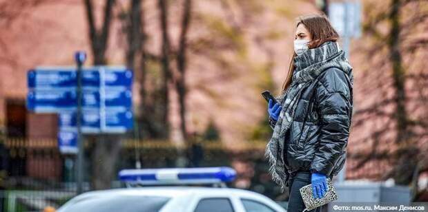 Почти 30 нарушителей масочного режима выявили на ТПУ «Планерная» 5 ноября/Фото: М. Денисов mos.ru