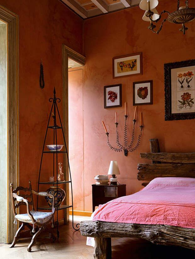 Интерьер с обложки: поместье на севере Италии - фото 5