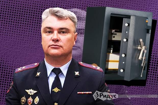 Экс-главу ОВД нестали наказывать запропажу 9 млн рублей извещдоков