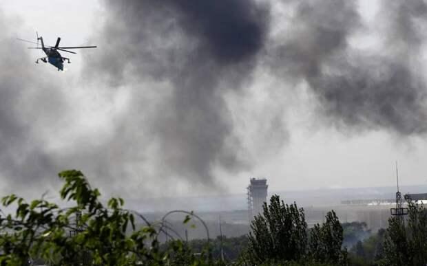 Крупномасштабные авиаучения  пройдут на Украине в ближайшее время при участии США