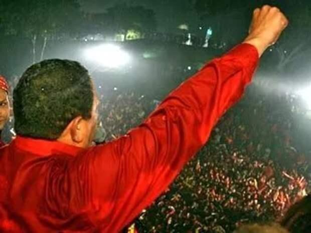 Президентские выборы в Венесуэле. 2006