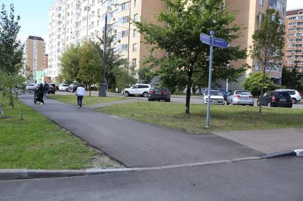 Дорожники выполнили работы раньше срока. Фото: Ярослав Чингаев